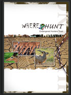 Graphic Designing for What 2 Hunt