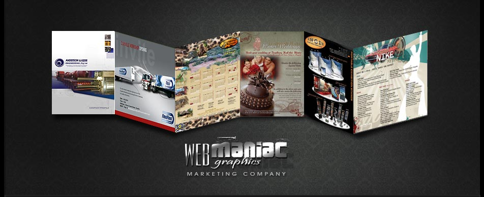 Graphic Designing Company in SA